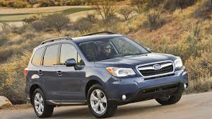 2015 Subaru Forester 2.5i Premium review notes   Autoweek