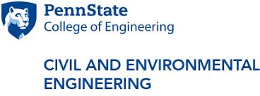 penn state engineering civil and environmental engineering department penn state civil environmental engineering penn state civil environmental engineering