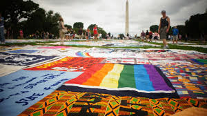 The AIDS Memorial Quilt at the IAC – Day 2 | Ohio AIDS Coalition & The ... Adamdwight.com