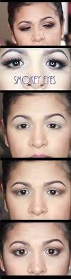 32 best makeup tips for deep set eyes smokey eye makeup tutorial tips