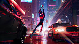 I think you know the rest. How The Spider Verse Animators Created That Trippy Look The New York Times