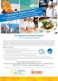 skilling queenslanders for work queensland tourism industry council hospitality positions vacant