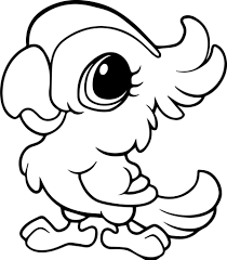Cute Baby Animals Coloring Pages Printable Kids Coloring Coloring Cute Coloring Pages For Toddlersl L