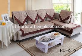 ideas furniture covers sofas. Stylish Sofa Covers Rectangular L Shaped Brown Creamy Coloured Soft Comfortable Modern Designs Furniture Fusiion Sectional Ideas Sofas