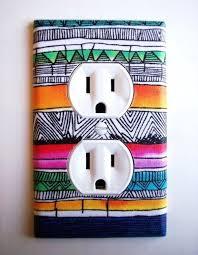 room decor diy ideas. Wall Socket DIY Room Decor Diy Ideas