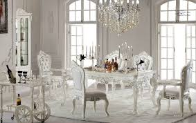 White Color Of Dining Room Furniture Fresh And Modern Furniture