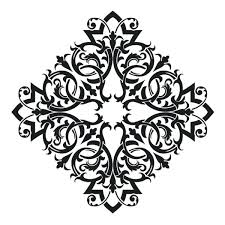 wall stencil patterns free recent posts printable stencils designs flower border