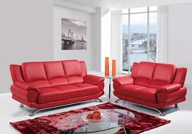 great red leather sofa set with geneva modern red leather sofa set sofa loveseat chaise 3pc red
