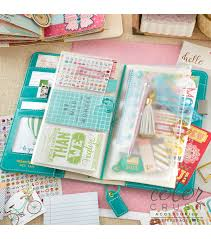 Websters Pages Color Crush Traveler Notebook With Zipper Pocket Joann