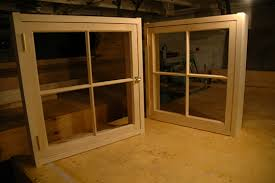 ... Homely Ideas How To Build Wooden Windows 2 The Making Of Sash On Tiny  Home ...