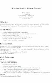 Additional Skills For Resume New Additional Skills For Resume Formatted Templates Example