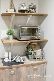learn how to build these adorable diy corbels for any shelf with no stress