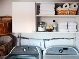 Diy Laundry Room Decor Diy Laundry Storage Pictures Options Tips Ideas Hgtv