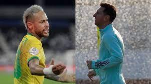 Neymar vs Argentina, Messi vs Brazil ...