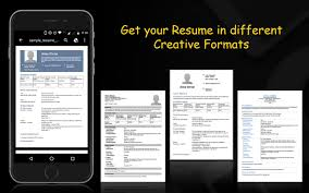 Resume Builder Android Apps On Google Play