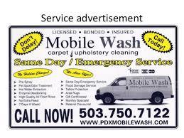 Service Advertisement Types Of Advertisement