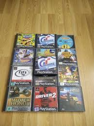 sony playstation 1 games. 12 x sony playstation 1 games. joblot games