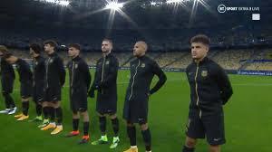 Dynamo Kyiv vs Barcelona Highlights