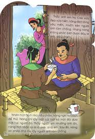 Sách Truyện Cổ Tích Việt Nam Dành Cho Thiếu Nhi - Sự Tích Trầu Cau -  FAHASA.COM