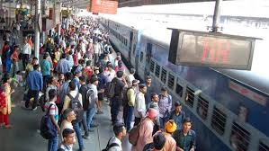 Rail Passengers Can Now View Reservation Chart Vacant