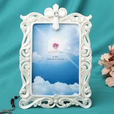 stunning pearl white cross frame