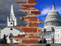 st amendment archives ihumanism image showing wall between church and state