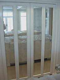 stanley mirrored sliding closet door parts for bedroom ideas of modern house best of mirrored bifold