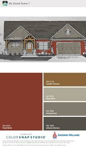 behr exterior paint color combinations new visualizing my brick house with cedar trim painted with sherwin