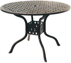 42 round dining table patio furniture dining set cast aluminum or round dining table 42 round 42 round dining table