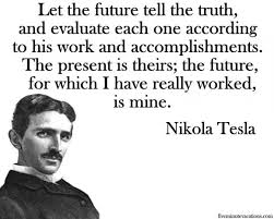 Nikola Tesla Quotes Stunning 48 Nikola Tesla Quotes For His Birthday Freedoms Phoenix