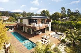 Roof Garden Floor Plan Perfect Outdoor House Plan With Interior