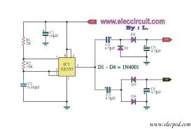 power supply positive negative ground from a single power supply power supply positive negative ground from a single power supply