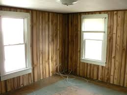 simple wall covering ideas into the glass creative wood paneling ide