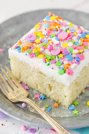 homemade vanilla cake mix such a moist and easy cake to put together