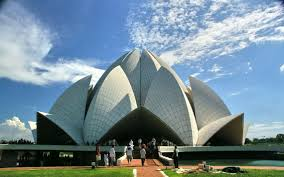 famous architecture buildings around the world. Building Consists Of 27 Structures That Resemble Petals A Lotus Flower And Opens Up To Central Hall Is 40m High Can Accommodate Around Famous Architecture Buildings The World