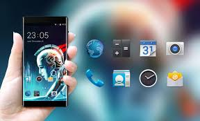 Sci-Fi Theme for Micromax Bolt A51 for ...