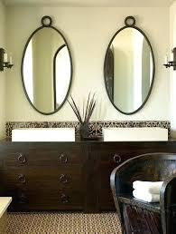 bathroom recessed lighting ideas espresso. Espresso Rectangular Bathroom Mirror Ideas Oval Mirrors New Recessed Lighting A