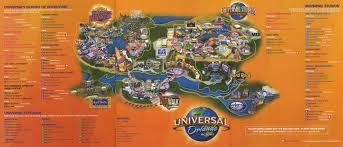 theme park brochures universal orlando resort  theme park brochures