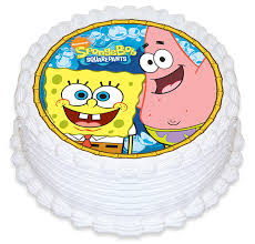 Spongebob Cake Image The Party Stop