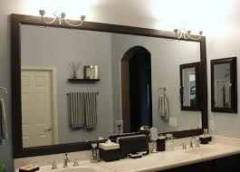 framed bathroom vanity mirrors. Bathroom:Small Bathroom Vanity Mirror Ideas Rectangular White Ceramic For Astonishing Picture Framed Mirrors