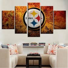 Steelers Bedroom Online Get Cheap Steelers Art Aliexpresscom Alibaba Group