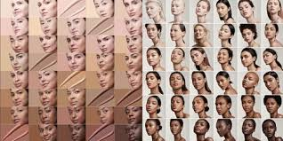Fenty Foundation Chart Makeup Companies Are All Launching 40 Foundation Shades