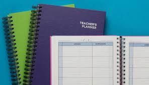 Teacher Weekly Planners Teachers Planners Pirongs