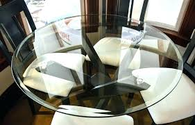 42 round glass table top glass table top elegant round glass table top on dining in