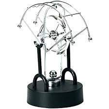 physics desk toys double pendulum desk toy desk pendulum new wheel balance ball perpetual motion toys physics desk toys