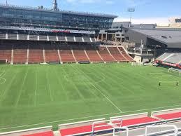 Fc Cincinnati Stadium Seating Chart Photos At Nippert Stadium