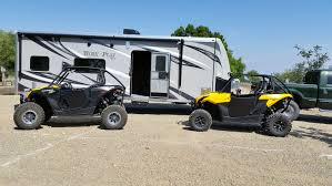 toy haulers and trailers for the yamaha yxz work n play1 jpg