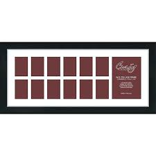 school days collage picture frame years frames by inch black single white