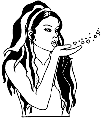 Small Picture African Coloring Pages Wecoloringpage