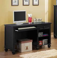 sanibel writing desk black